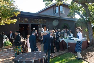 Intimate Marin Wedding - Sausalito Woman's Club