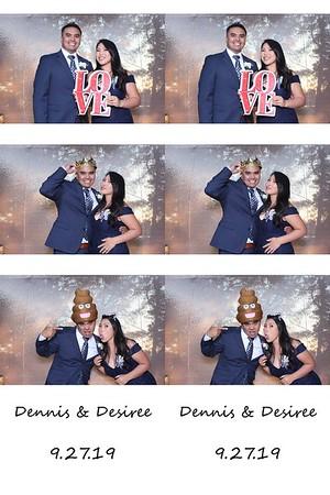 Desiree & Dennis Wedding