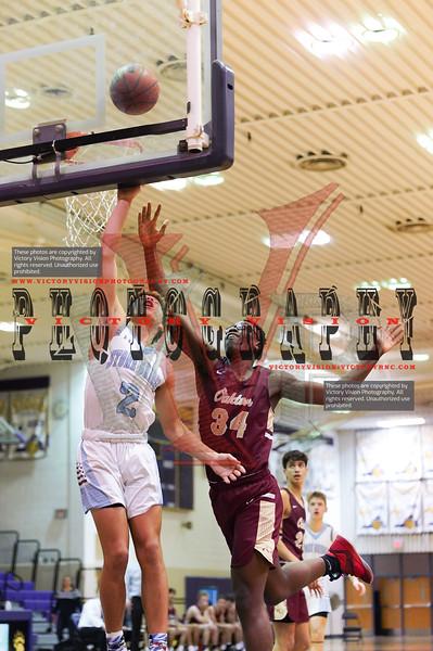 Stone Bridge vs. Oakton Boys Varsity Basketball 12-28-19 | Glory Days Grill