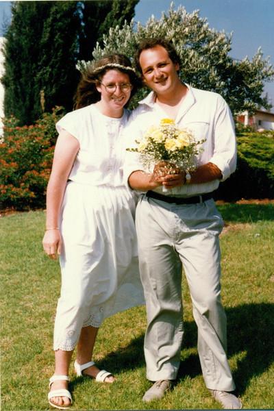 1989 06 Susan Landy's Wedding
