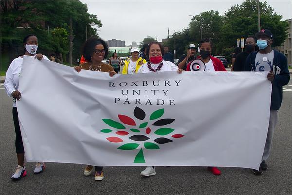 Roxbury Unity Parade 2021