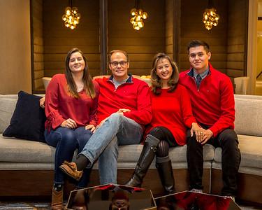 Rowe Family - 2018