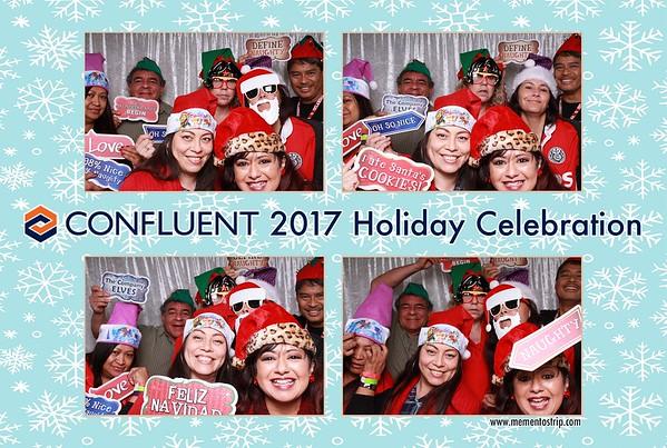 Confluent Holiday Event 2017