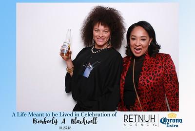 Celebrating Kim Blackwell @ Blind Whino