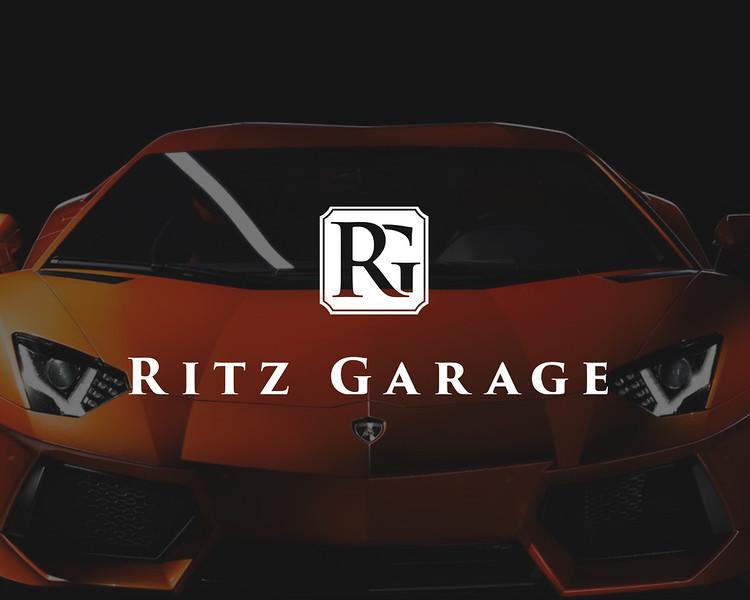 Ritz Garage Branding