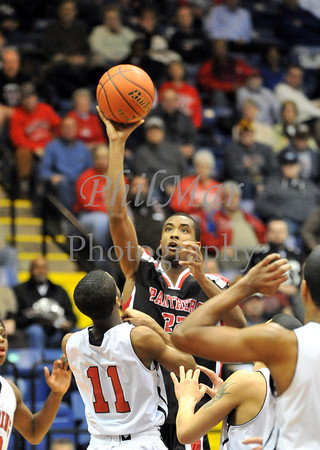 Schuylkill Valley VS Reading Boys Basketball 2011 - 2012