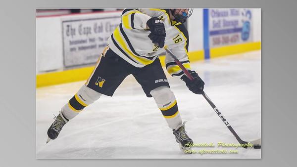 Nauset Boys Varsity Hockey VideoSlideshow 2019_2020