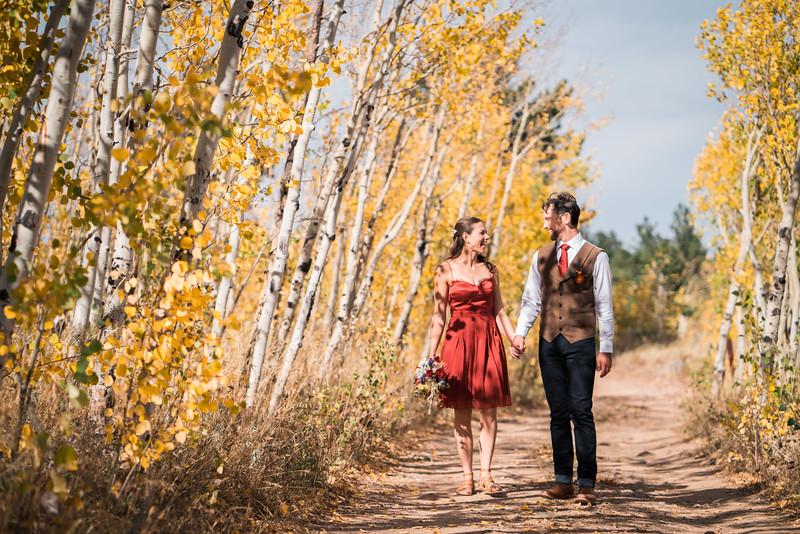 Sarah + Nick | Gold Hill Inn - Boulder, CO