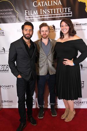 9th Annual Catalina Film Festival Dark Harbor Queen Mary Premiere