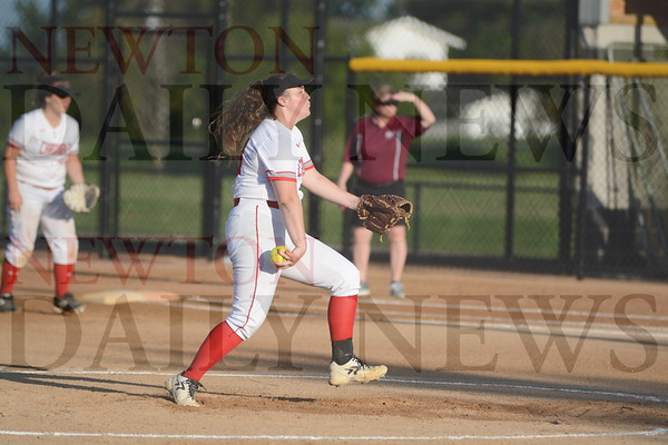 Newton Softball vs. Pella Christian 7-1-19