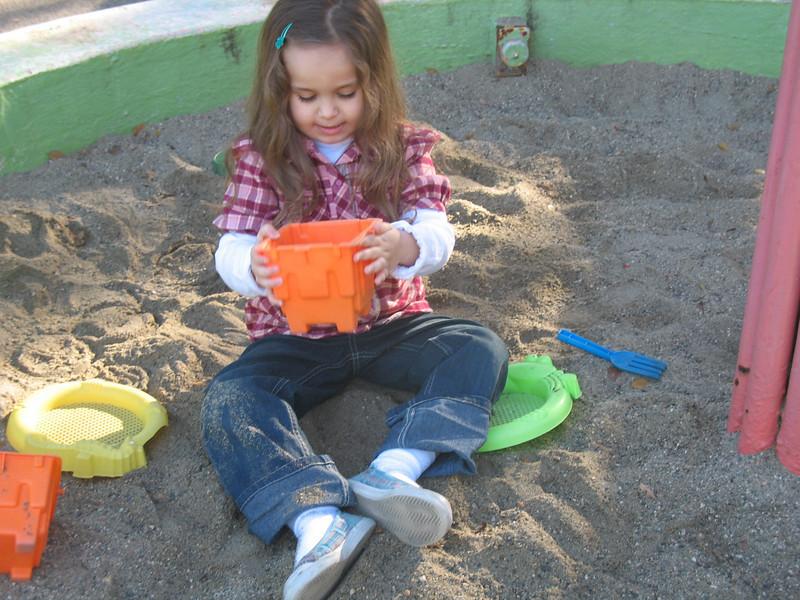 Sandbox opportunity!