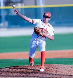 JV Baseball vs Johnson 022421