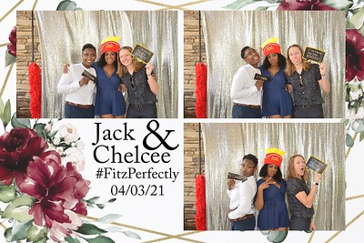 Jack and Chelcee's Wedding Day