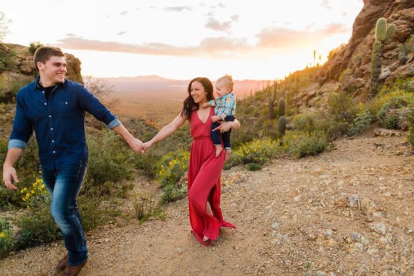 The D Family | March 2019 | Tucson, AZ