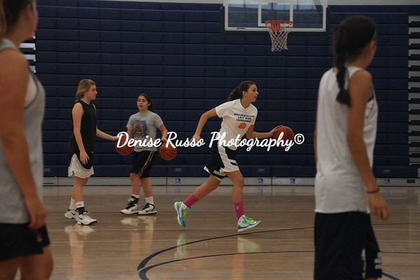 2012 Bball Team Scrimmage