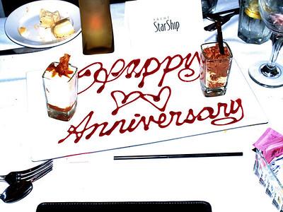 2010 Aniversary Dinner cruise