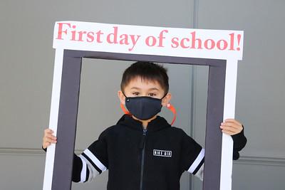LS K First Day Frames 9-8-20