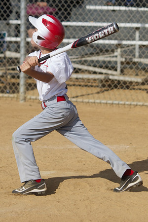 Brandon Baseball 10-16-10
