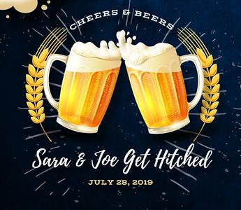 Sara & Joe Got Hitched!