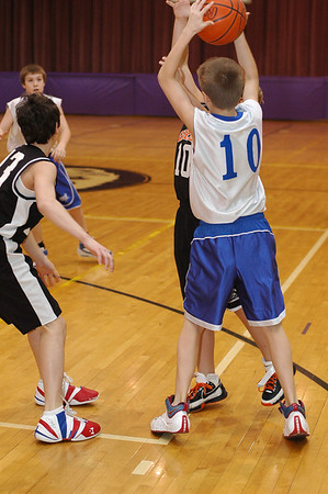 6th Grade - 2/16/08 - Green Vs. Lake
