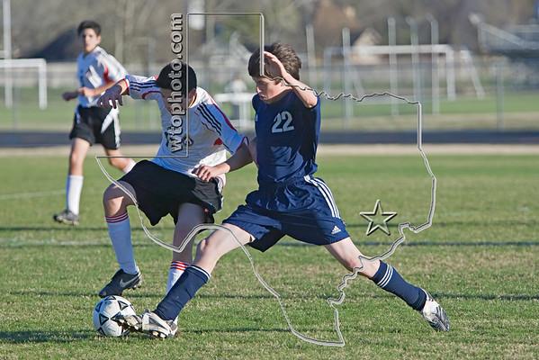 CHS Boys Soccer 2008 JV-B