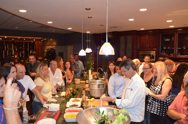 Mediterranean Cooking Experience