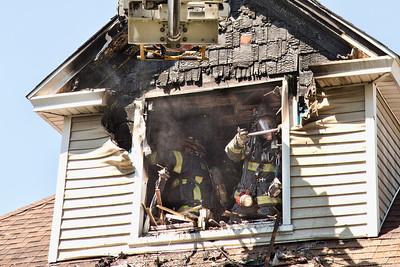 Structure Fire - Wayne St, Bridgeport, CT - 9/4/14