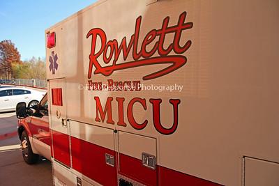 Rowlett, TX.
