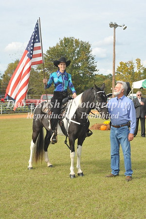 16TH ANNUAL FLORENCE CHARITY HORSE SHOW  - DILLON PARK   SUMTER SC  OCT 31, 2015