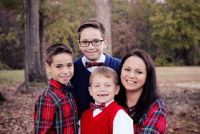 Whitby Family 2018