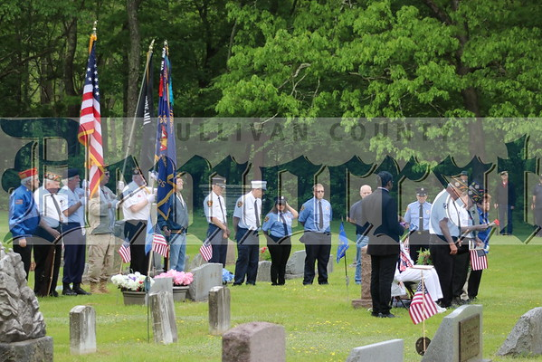 Long Eddy Memorial Day Ceremony