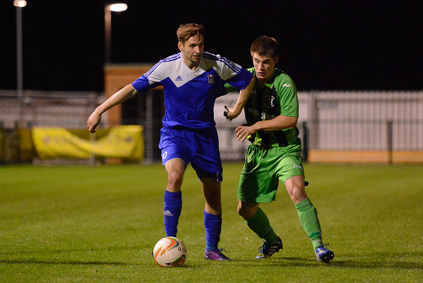 AFC Totton v Cinderford Town