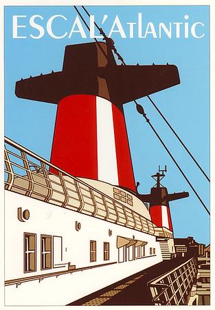 Liner Poster Cards