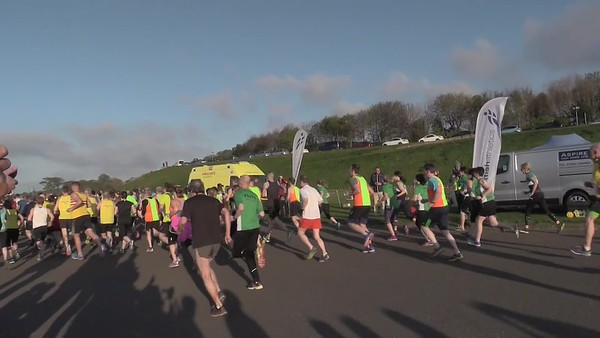 Video Sri Chinmoy 5k Scottish Championships 2017