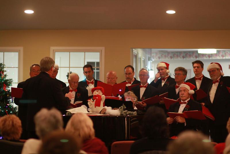 Norton Male Chorus