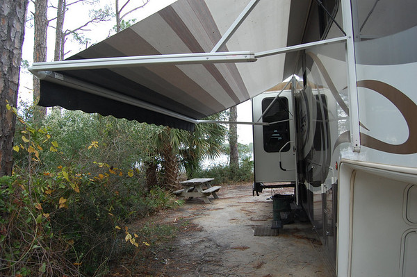 Journal Site 144: St. Andrews State Park, Panama City Beach, FL - Dec 7, 2009