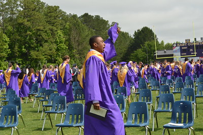 East Coweta High School Graduation - 2018