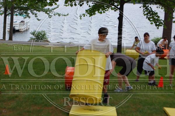 June 25 - Lake Games