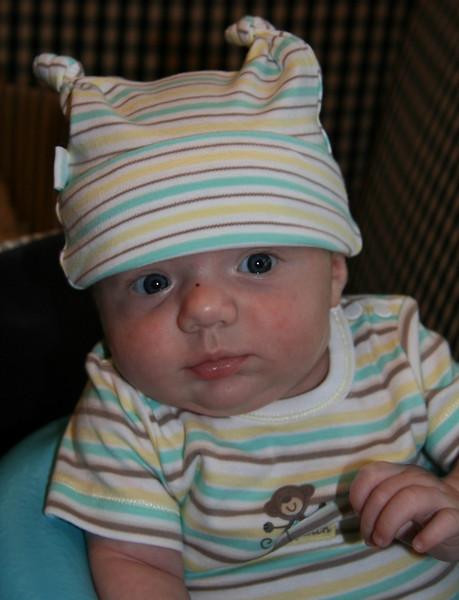 Jones Family, August 2008 Hudson 3 months