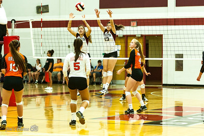 HS Sports - Middleton Girls Volleyball - Sept 16, 2017