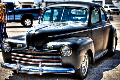 Rockabilly Hot Rod