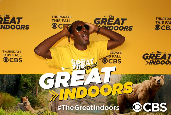 #TheGreatIndoors with CBS at the Minnesota State Fair
