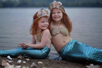 Mermaid + Fishing Mini Sessions
