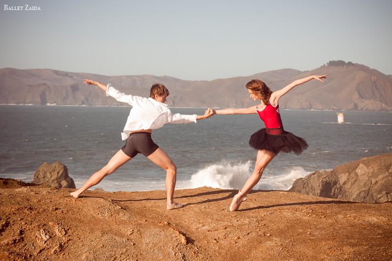 Ballet Zaida: Gallery One