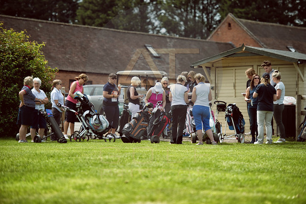 Ladies Novice friendly 9 holes with England Golf