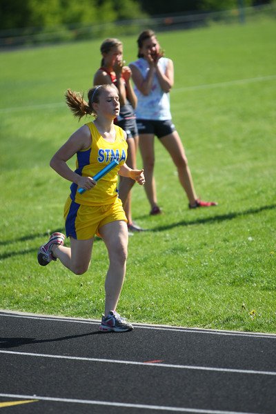 Spring sports 2012