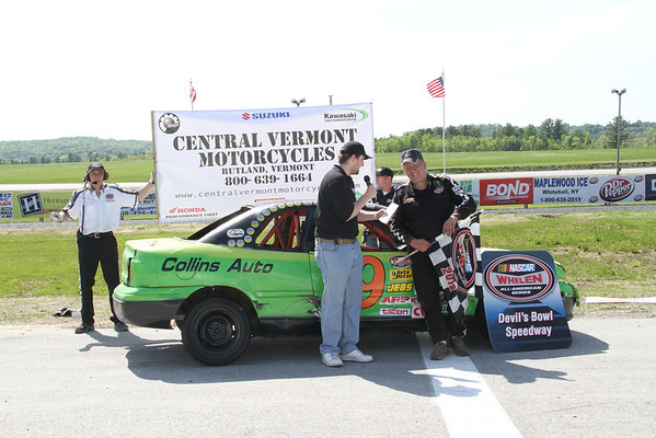 Central Vermont Motorcycles Trophy Dash