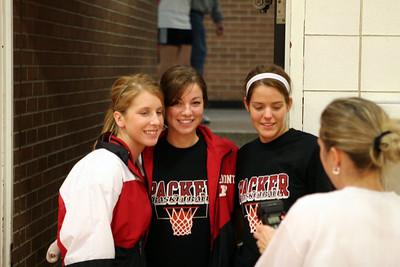 Girls Varsity Basketball - 2006-2007 - 11/07/2006 Grand Rapids Union