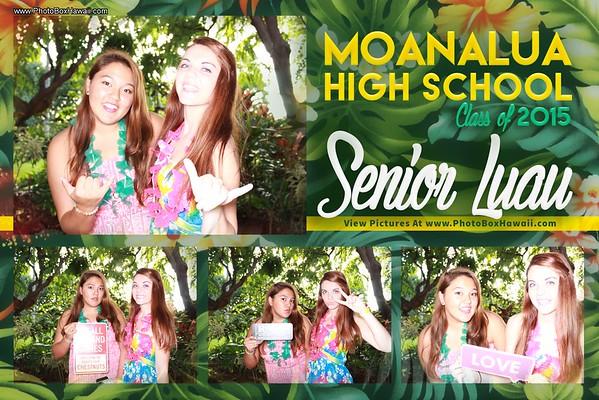 Moanalua Senior Luau