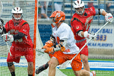 Lacrosse, Boys College 09, Syracuse Vs Maryland, 05-16-09